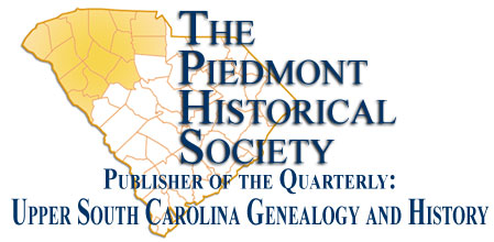 The Piedmont Historical Society